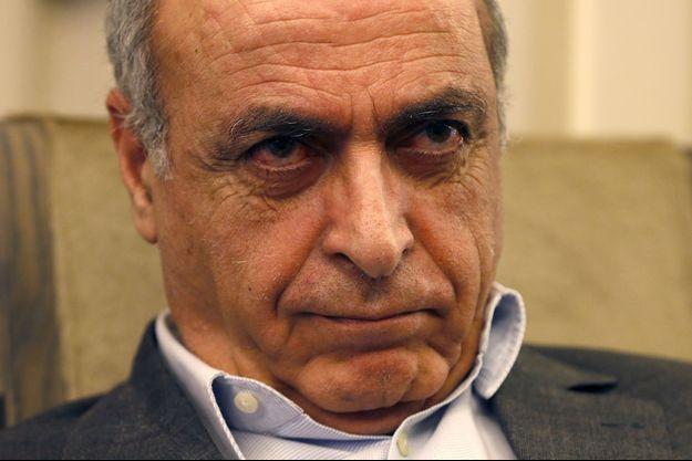 Ziad Takieddine à Paris en 2013.