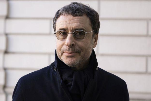 L''homme d'affaires franco-algérien Alexandre Djouhri, ici en février 2019.