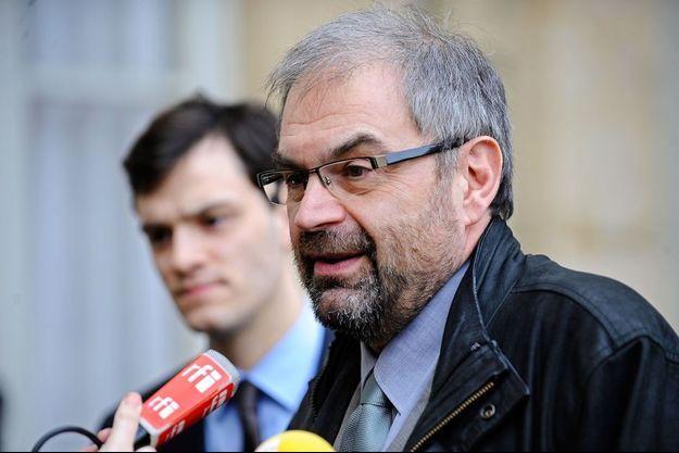 François Chérèque début 2014.