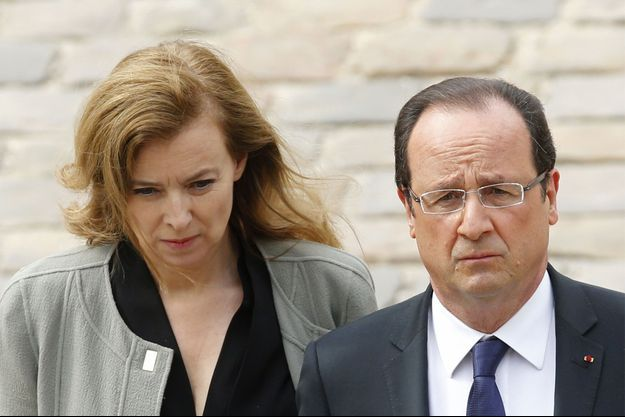 Valérie Trierweiler et François Hollande se séparent