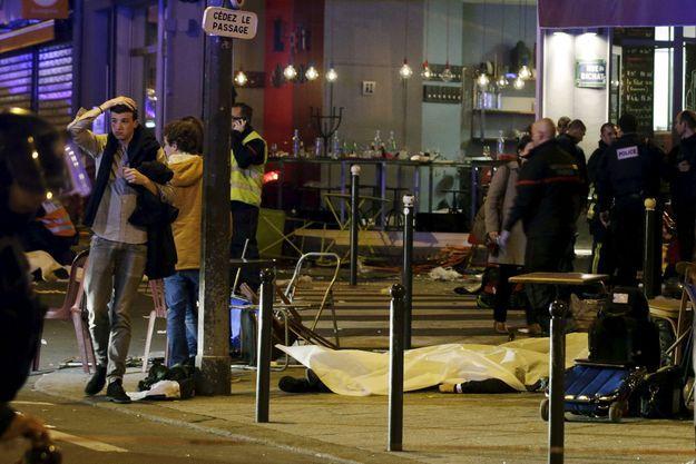 Au moins 120 personnes sont décédées en région parisienne ce vendredi.