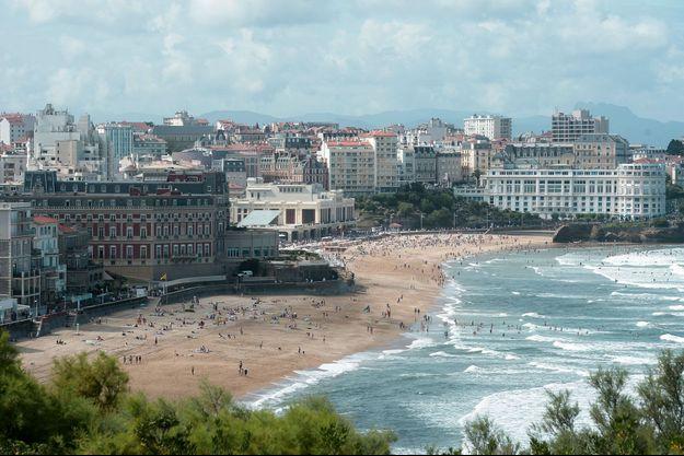 Biarritz, le 13 août. Le G7 se tiendra dans la ville du 24 au 26 août.
