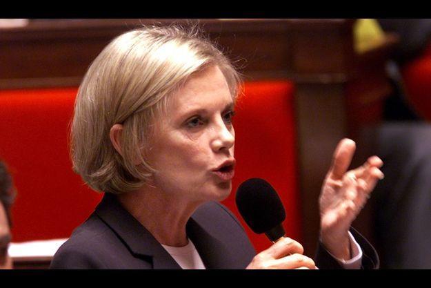 Elisabeth Guigou, ex-ministre de la Justice.