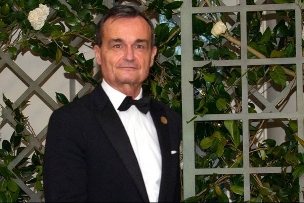 Gérard Araud, ici à la Maison blanche, à Washington en avril 2018.