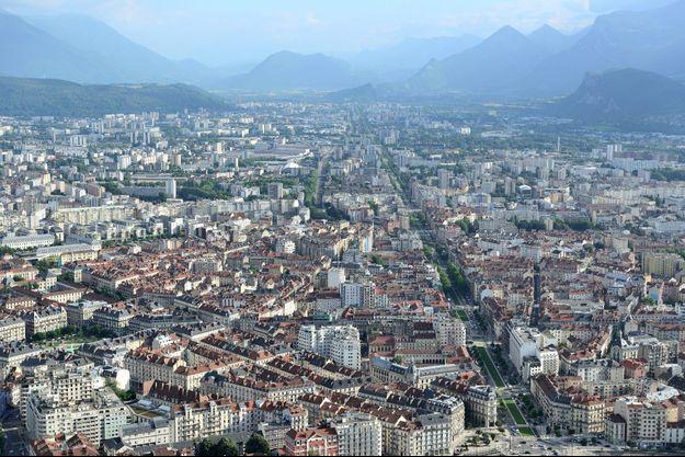 Illustration de Grenoble