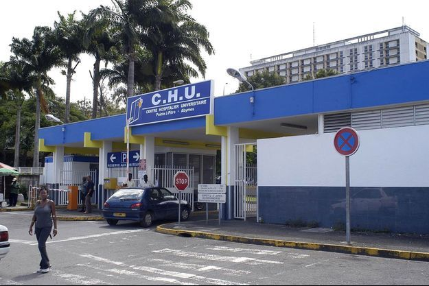 Le CHU de la Guadeloupe