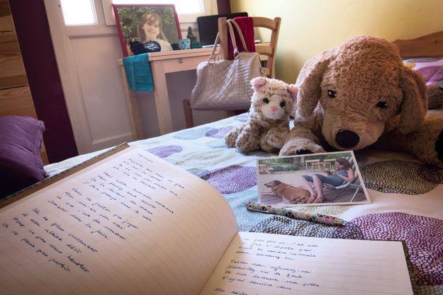 La chambre d'Emilie, son refuge