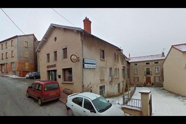 Le restaurant «La Clé des Champs», fermé depuis 2009
