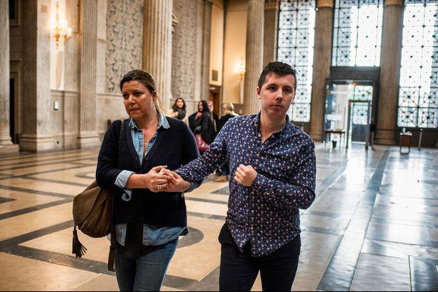 Marin, ici au tribunal de Lyon le 3 mai 2018.