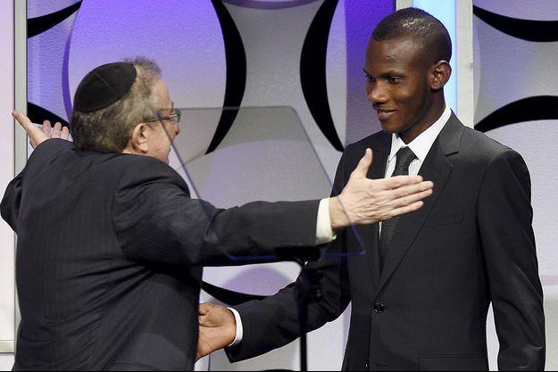 Lassana Bathily honoré mardi à Los Angeles