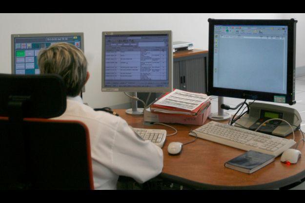 """Les policiers ont pu démanteler cette """"association"""" grâce à une veille sur Internet (photo d'illustration)."""