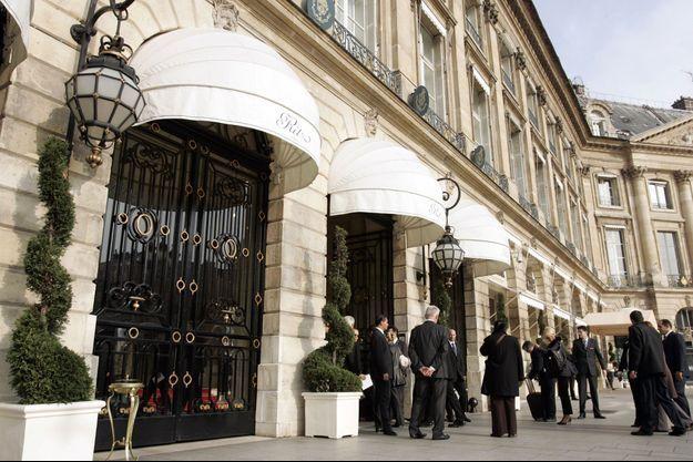 Le Ritz à Paris
