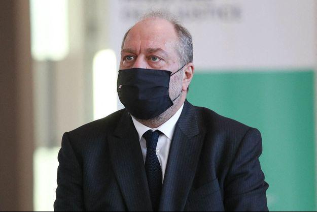 Le ministre de la Justice Eric Dupond-Moretti