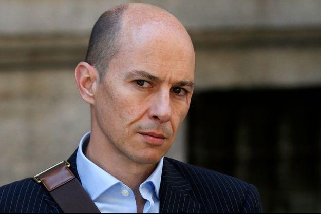 Jenaro Garcia Martin, l'homme par qui le scandale est arrivé.