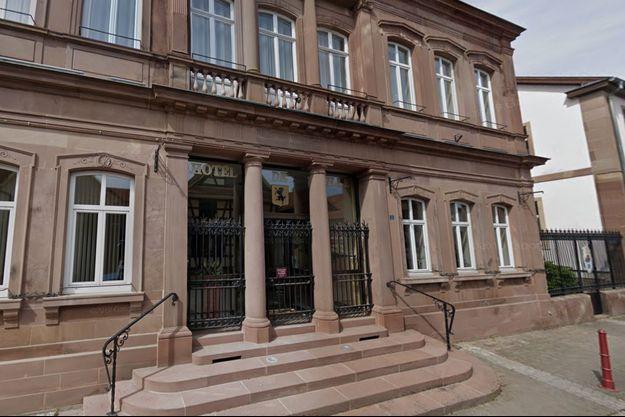 Mairie de Geispolsheim, en Alsace.