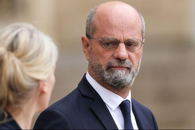 Jean-Michel Blanquer, ici à l'Elysée le 15 septembre.