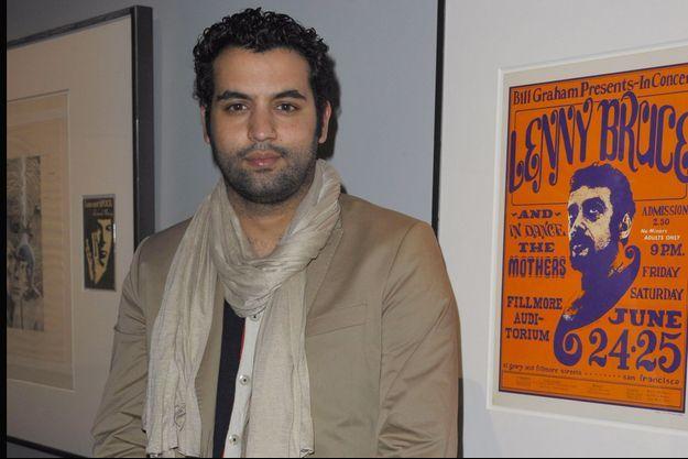 L'humoriste Yassine Belattar ici en 2011.