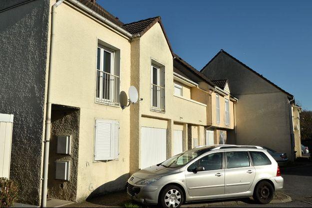 Maison où Ismaël a vécu pendant deux ans à Chartres.