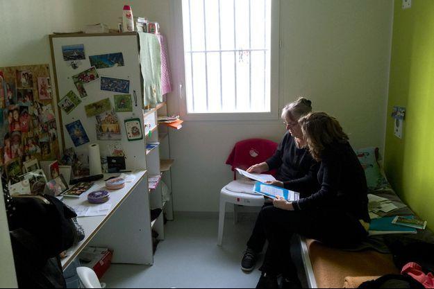 Jacqueline Sauvage dans la prison de Saran