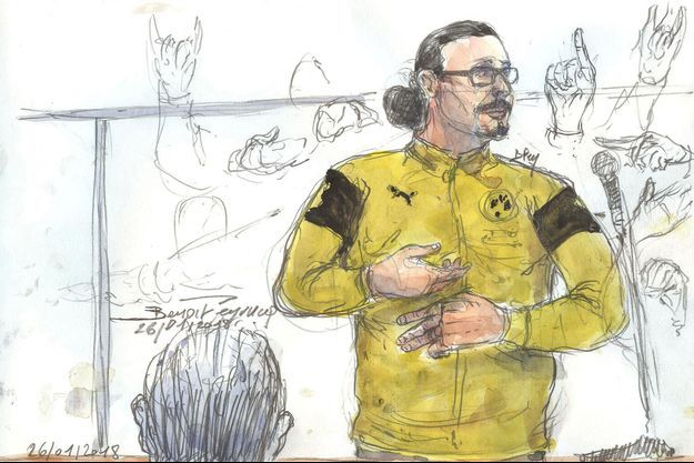 Jawad Bendaoud a été relaxé en février.