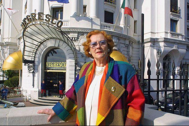 Jeanne Augier s'est éteinte à 95 ans.