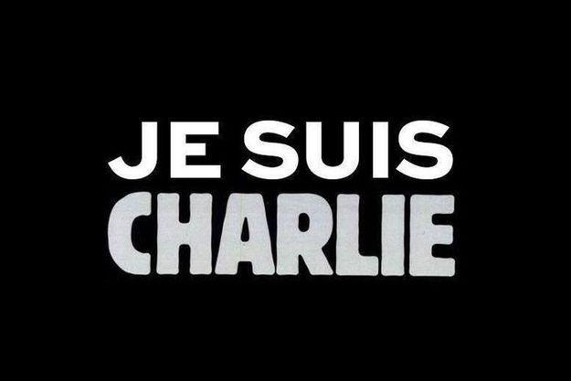 """Plus qu'une formule, un slogan : """"Je suis Charlie"""""""