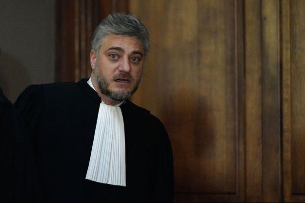 Xavier Nogueras, avocat de Jawad Bendaoud