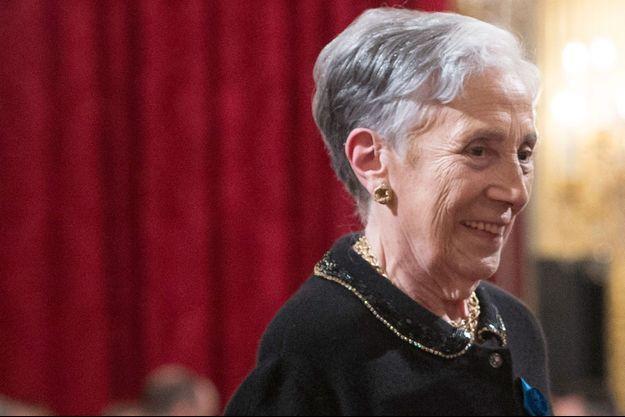 Georgette Elgey