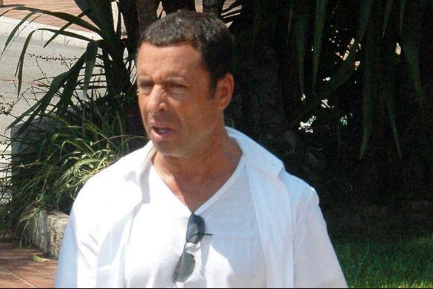 L'homme d'affaires français Alexandre Djouhri (photo d'illustration)