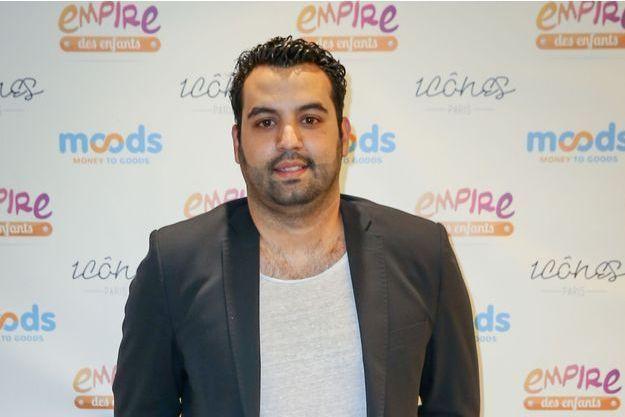 Yassine Belattar, ici en 2016.