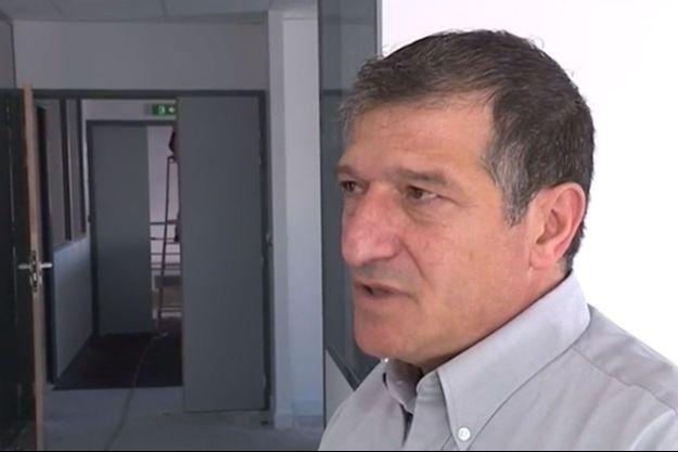 L'imprimerie de Michel Catalano, à Dammartin-en-Goële, va rouvrir.
