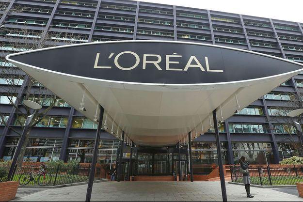 Image d'illustration. Le siège de L'Oréal à Clichy.