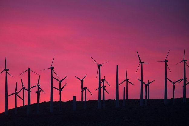 On annonce 15 000 éoliennes dans dix ans.
