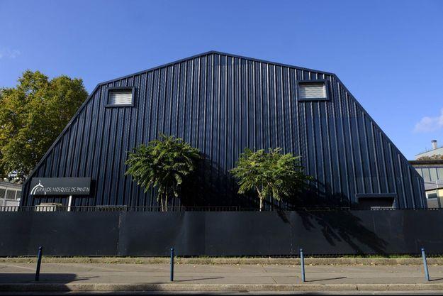 La mosquée de Pantin, en Seine-Saint-Denis.