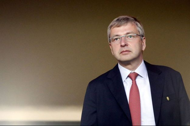 Le milliardaire russe Dmitri Rybolovlev.