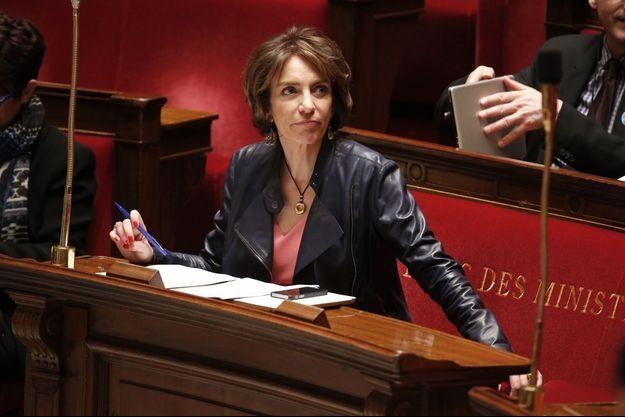 Marisol Touraine, ministre de la Santé et des Affaires sociales, était à l'Assemblée nationale pour le débat sur la fin de vie.