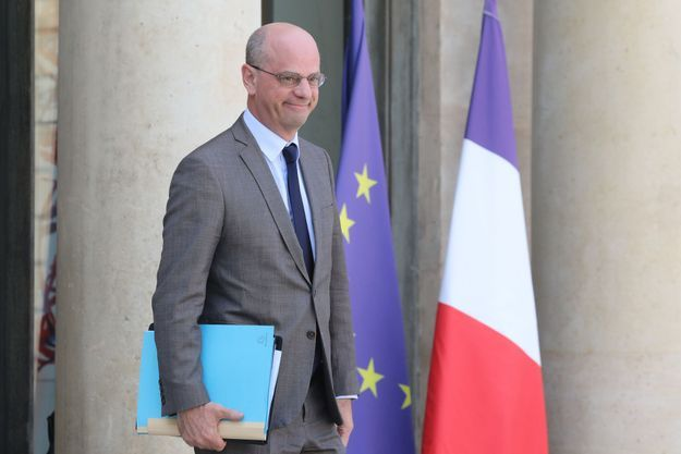 Jean-Michel Blanquer en avril 2019.