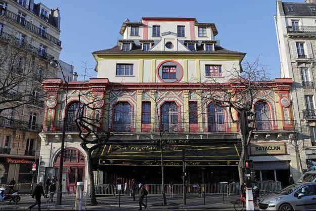 Le Bataclan rouvre ses portes le 16 novembre prochain.