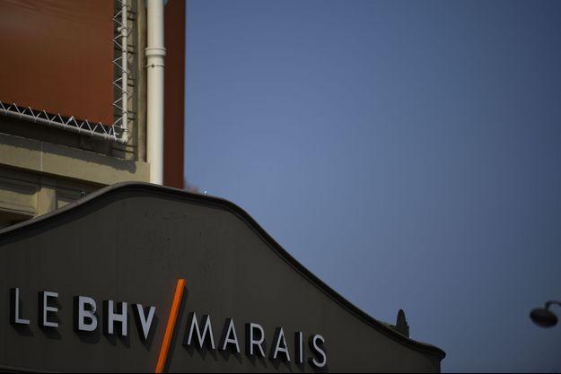 Le BHV-Marais va pouvoir ouvrir le dimanche