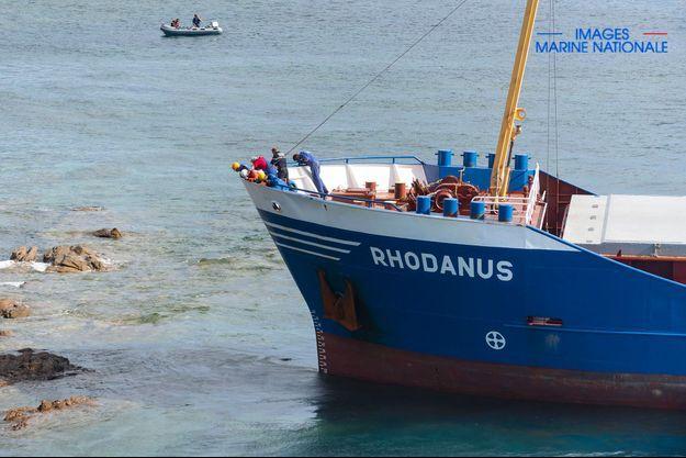 Le Rhodanus.
