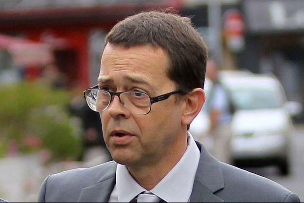 Nicolas Bonnemaison, le 11 juin dernier.