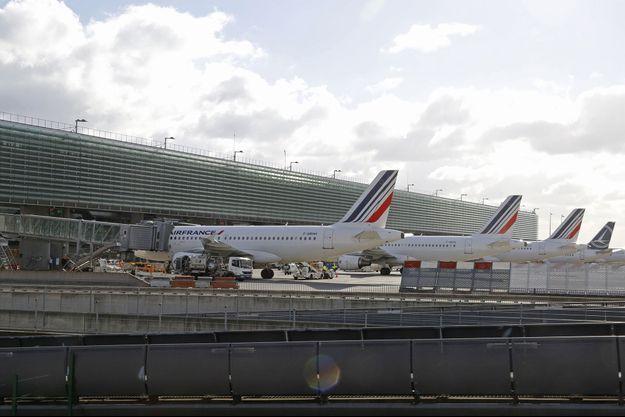 L'aéroport Roissy-Charles-de-Gaulle (Image d'illustration).