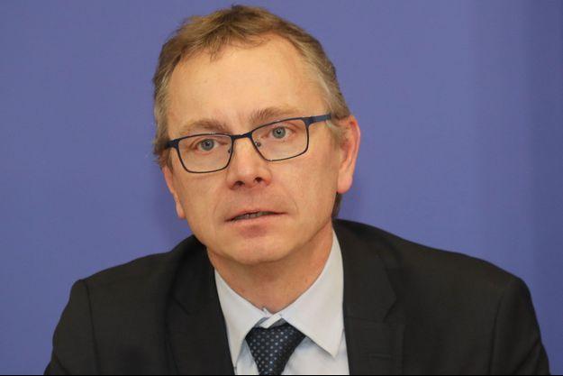 Jean-Marc Huart en septembre 2018.