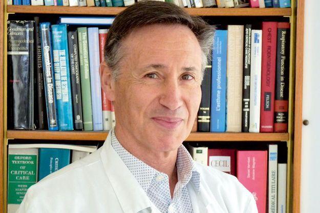 Le pneumologue Michel Aubier