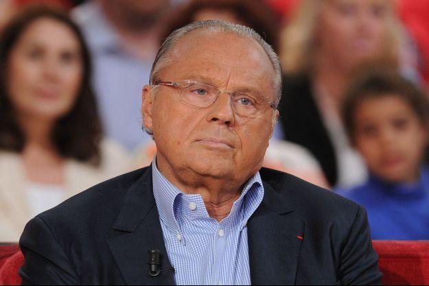 Gérard Louvin.