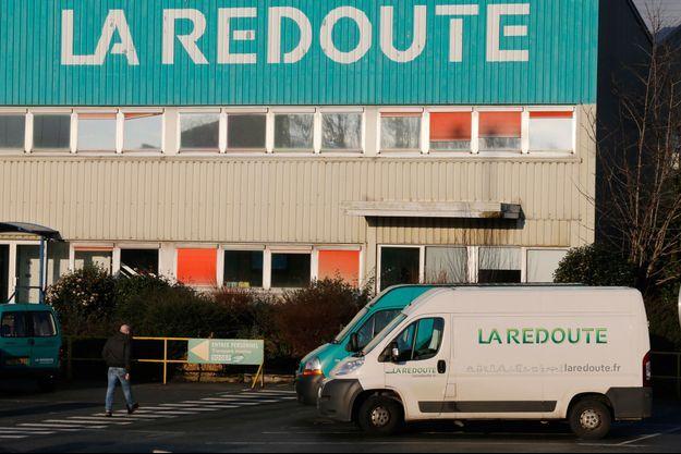 Le site La Redoute de Wattrelos, en janvier 2014.