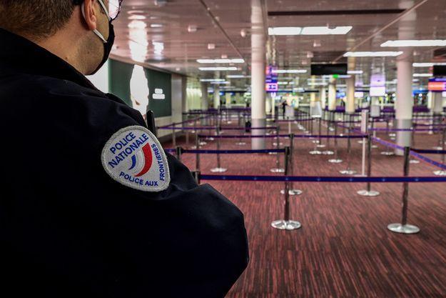 Aéroport de Roissy (image d'illustration).
