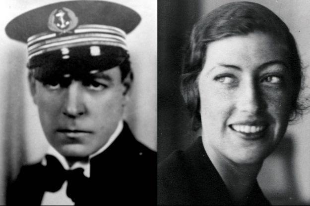 Jacques et Lotka en 1936.