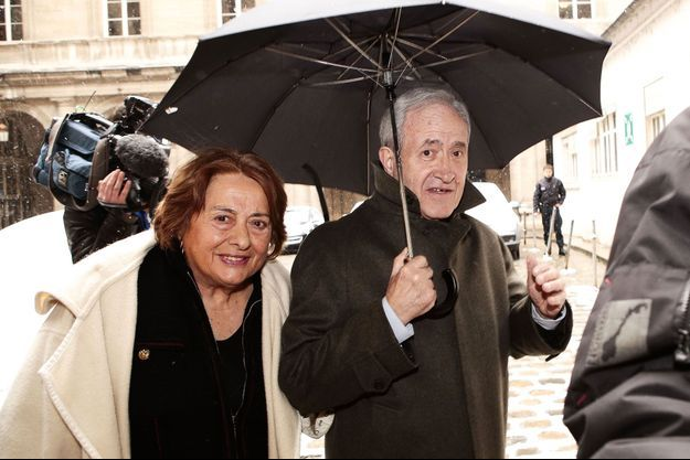 Les époux Tiberi en 2013.