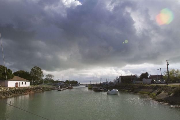 Une tornade a frappé l'île d'Oléron mercredi après-midi.